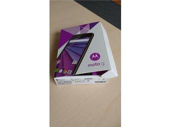 Motorola Moto g3 16gb - Klintehamn - Motorola Moto g3 16gb - Klintehamn