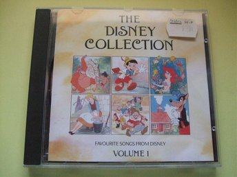 The Disney Collection - Vol 1 - Favourite Songs From Disney - CD