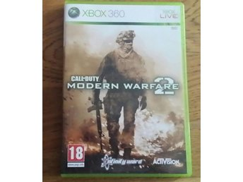 Call of duty Modern Warfare 2, till Xbox 360