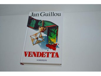 Vendetta - Jan Guillou inb. 1995
