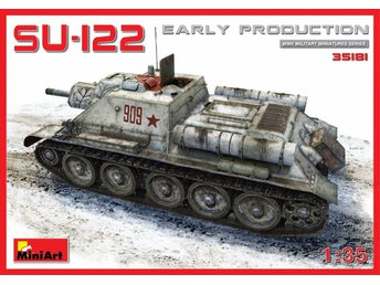 Miniart 1/35 SU-122 (Early Production)