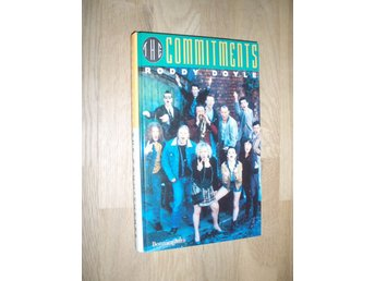 Roddy Doyle - The Commitments  Svensk text