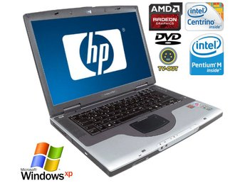 DEFEKT HP Compaq Intel 1.4GHz AMD RADEON 9200 DVD/CDRW nx7000 - Skultuna - DEFEKT HP Compaq Intel 1.4GHz AMD RADEON 9200 DVD/CDRW nx7000 - Skultuna