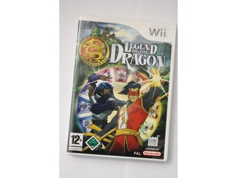 Wii Spel Legend of the Dragon