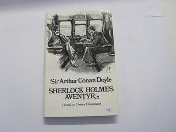Sir Arthur Conan Doyle - Sherlock Holmes äventyr - Västervik - Sir Arthur Conan Doyle - Sherlock Holmes äventyr - Västervik