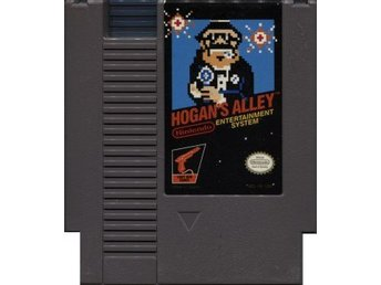 NES - Hogan's Alley (USA) (Beg)