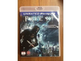 Priest Blu-ray 3D Unrated