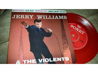 Jerry Williams&The Violents *Twisting Patricia*