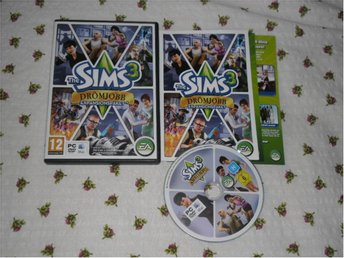 PC/Mac: The Sims 3 Drömjobb Expansionspaket (på svenska)