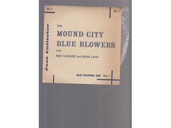 The Mound CityBlue Blowers   JazzCollector JEL 1  EP