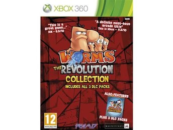 Worms - The Revolution Collection - Xbox 360