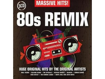 Massive Hits / 80's Remix (3 CD)