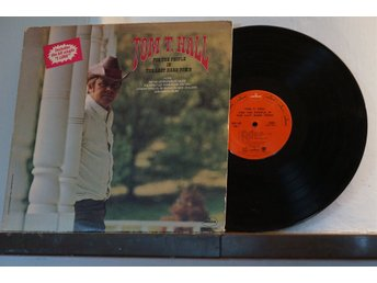 Tom T. Hall - For the People in the Last Hard Town - LP (Vinyl)