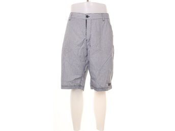 North Bend, Shorts, Strl: XXL, Blå/Vit