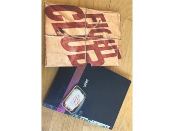 FIGHT CLUB Limited edition digipak i slipcase + booklet 2-Disc DVD