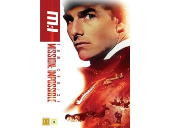 Mission impossible 1 (DVD)