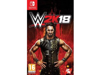 WWE 2K18 Nintendo Switch - Nya Spel