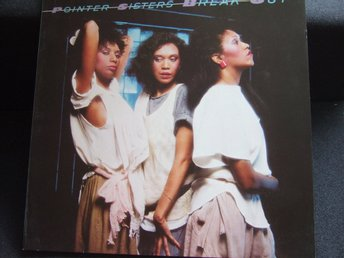 LP - POINTER SISTERS. Break out. 1983