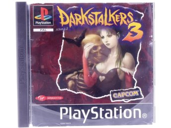 Darkstalkers 3 - PS1 - PAL (EU)