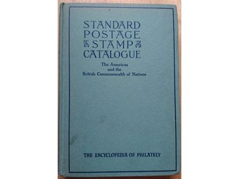 Scott's Standard Postage & Stamp Catalogue Volume I (1949)