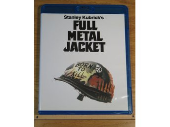 Full metal jacket Stanley Kubrick Bluray Nyskick