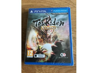 Toukiden Kiwami Playstation VITA PS