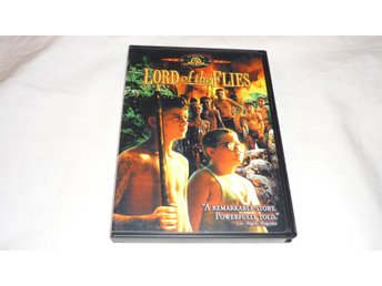 Lord of the Flies - Balthazar Getty - Chris Furrh - 1990 - Engelsk text - Reg1