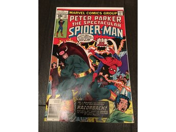 The Spectacular Spider-man #13 FN-VF