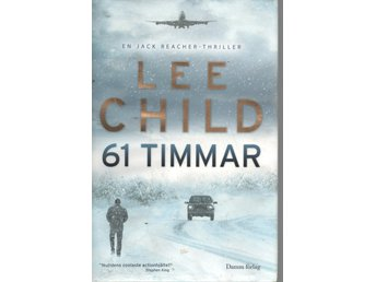 Lee Child - 61 timmar