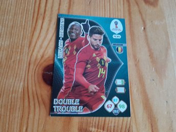 Double Trouble fifa world cup Belgien.