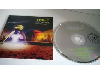 Dario - Sunmachine, single CD, promo