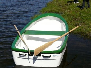 Ny glasfiber båt 300cm med hemleverans - Fågelmara - Ny glasfiber båt 300cm med hemleverans - Fågelmara