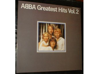 ABBA LP Greatest hits Vol. 2 1979 NL