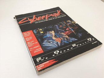 Cyberpunk 2020 the Roleplaying Game