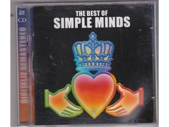 SIMPLE MINDS THE BEST OF