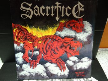 SACRIFICE  Torment In Fire