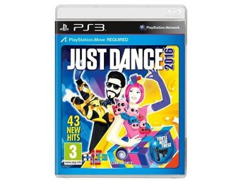 Ny Inplastad Just Dance 2016 (PS3)