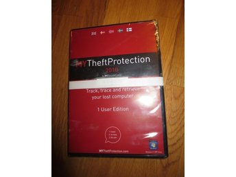 My Theft Protection 2010 (obruten)