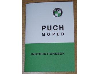 PUCH Alabama & Florida Instruktionsbok - Grängesberg - PUCH Alabama & Florida Instruktionsbok - Grängesberg