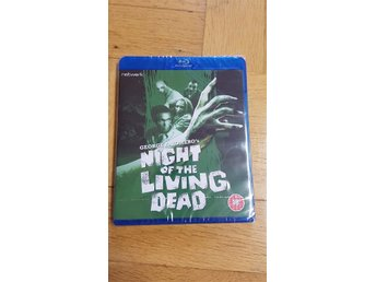 Night Of The Living Dead . Inplastad