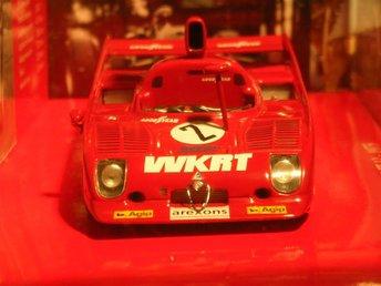 Alfa Romeo 33 TT 12 #2 Winner 1000 km Monza 1975 Minichamps - Malmö - Alfa Romeo 33 TT 12 #2 Winner 1000 km Monza 1975 Minichamps - Malmö