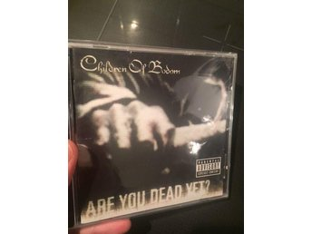 Children Of Bodom - Are You Dead Yet? (Spinefarm Records) METAL CD