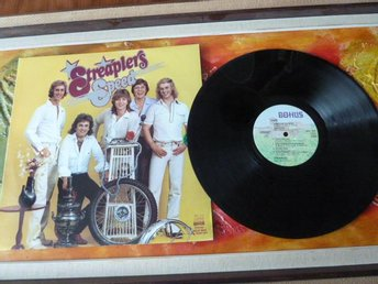STREAPLERS, SPEED, COME BACK TOMORROW, 1978, LP, LP-SKIVA
