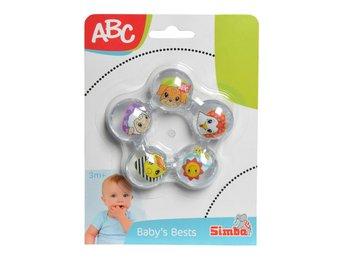 Leksaker Simba - ABC Bitring som kan kylas ner - från 3mån - Uddevalla - Leksaker Simba - ABC Bitring som kan kylas ner - från 3mån - Uddevalla
