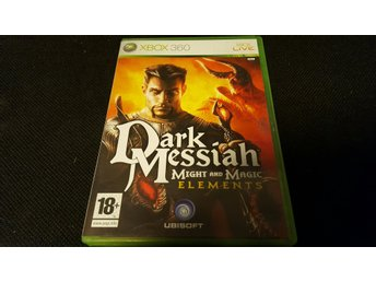 Dark Messiah Might and magic Elements XBOX 360 Komplett