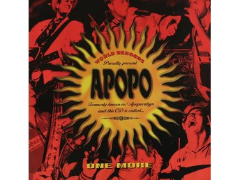 Apopo, One more (CD)