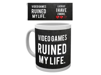 Gaming  Ruined My Life - Mugg