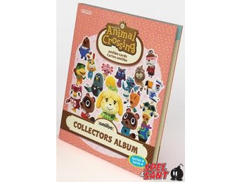 Animal Crossing Amiibo Cards Collectors Album (Series 4)