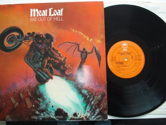 MEAT LOAF  LP 1977