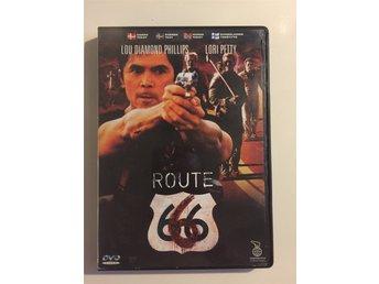 Dvd: Route 666 - Lou Diamond Phillips från La Bamba - Kallinge - Dvd: Route 666 - Lou Diamond Phillips från La Bamba - Kallinge